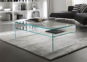 fratina glass coffee table glass coffee tables by With all modern glass coffee table