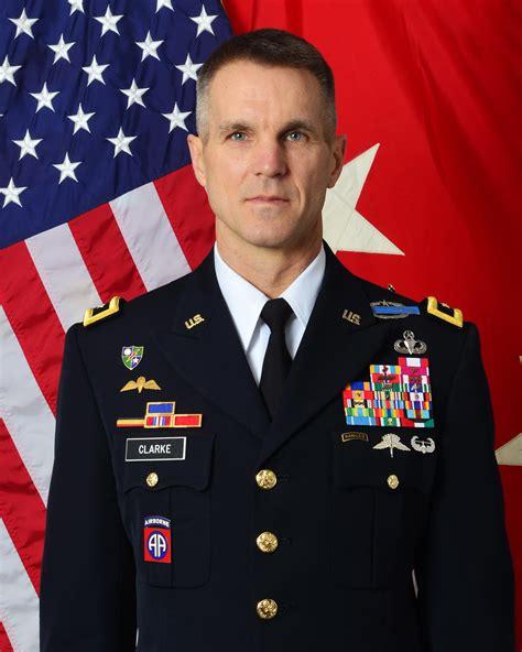 major general richard  clarke