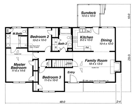 Best Floor Plans by Dickens D 6831 3 Bedrooms And 2 5 Baths The House