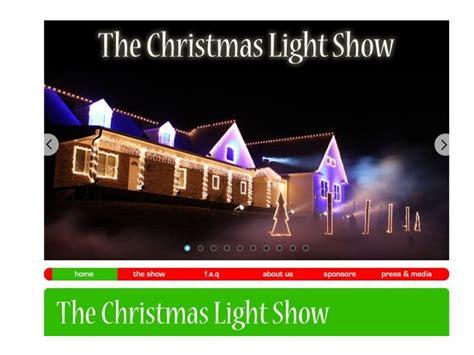 spectacular christmas light show tonight tomorrow