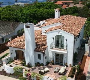 Fliesen Spanischer Stil : spanish colonial revival tolle h user pinterest mediterran architektur und h uschen ~ Sanjose-hotels-ca.com Haus und Dekorationen