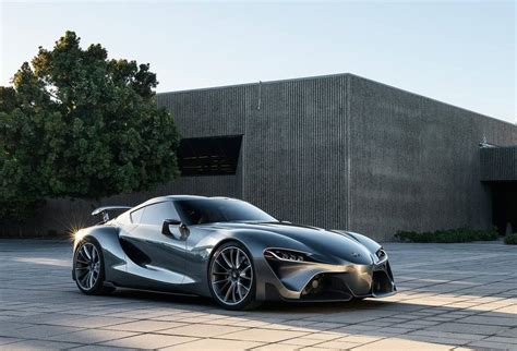 Sports Car Wallpaper 2017 Releases by 2017 Toyota Supra Wallpaper New Autocar Review