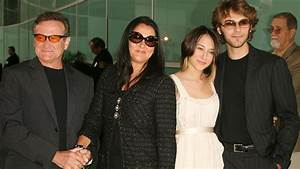 Robin Williams' Ex-Wife and Children React to His Death ...