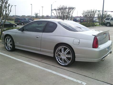 2007 Chevrolet Monte Carlo  Information And Photos
