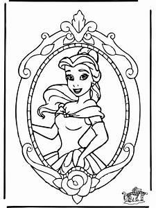 Colorier Princesse Disney Colorierploofr