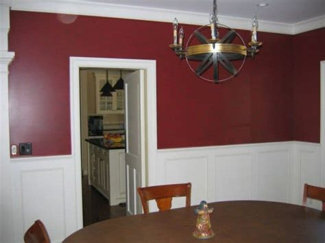 burgundy walls   bold statement wearefound home design
