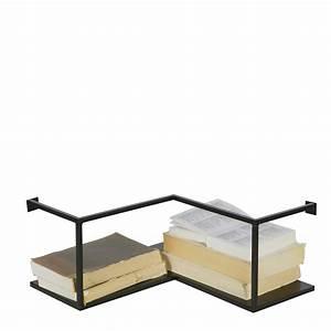 Etagere D Angle Noir : etag re d 39 angle design industriel m tal noir meert by drawer ~ Teatrodelosmanantiales.com Idées de Décoration