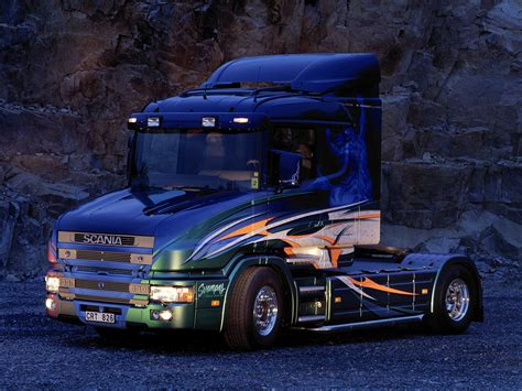 Scania T-series Picture # 46647