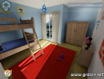 couleur chambre gar輟n photo image de synthese photorealiste chambre garcon photos