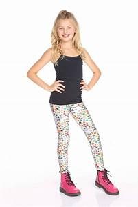 Terez - Girls Emoji 2.0 Leggings