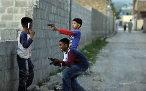 Pakistan's Peshawar Bans 'Toy Guns' to Stop Kids Copying ...