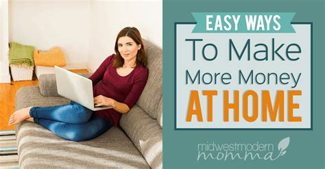 easy ways   money  home midwest modern momma