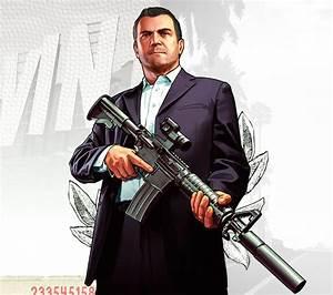GTA V Has 3 Main Characters - New Art Revealed