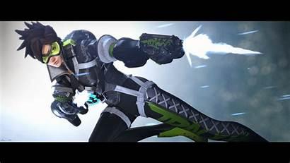 Tracer Sporty Overwatch Stop Deviantart 4k Gonna