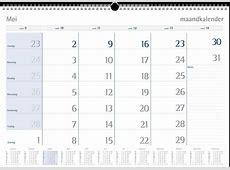 bolcom Castelli maandkalender 2018
