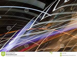 Abstract, Light, Line, Background, Colorful, Light, Trails, On