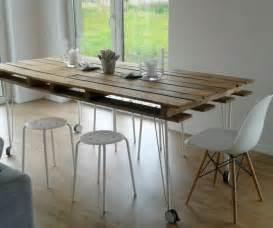 ikea stühle esszimmer möbel aus paletten 95 sehr interessante beispiele