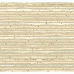 York Wallcoverings Woven Bamboo Wallpaper
