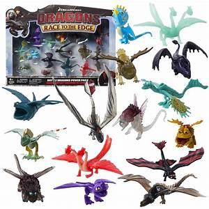 Dragons Drachen Namen : 15 teiliges drachen set mini spielfiguren dreamwork dragons battle dragon dragons ~ Watch28wear.com Haus und Dekorationen