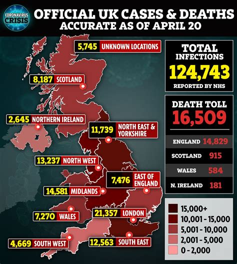 Coronavirus: Covid-19 death toll in UK rises to 144 in 24 hours - Mirror Online