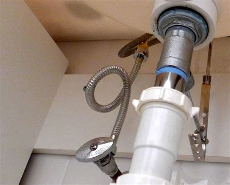 can you connect a hose to a kitchen sink stainless steel faucet supply hose 1 2 quot fip x 3 8 comp 30 quot 9958