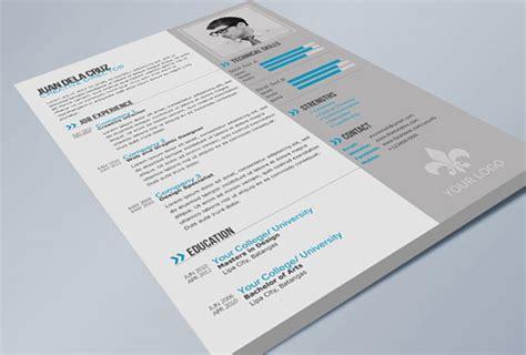 28 Free CV Resume Templates ( HTML PSD U0026 InDesign )