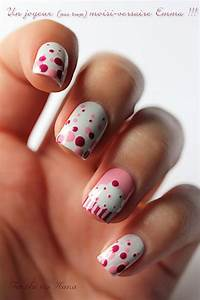 Nail Art Printemps 2018 : 50 u as color rosa dise os actuales que te servir n de inspiraci n ~ Dode.kayakingforconservation.com Idées de Décoration