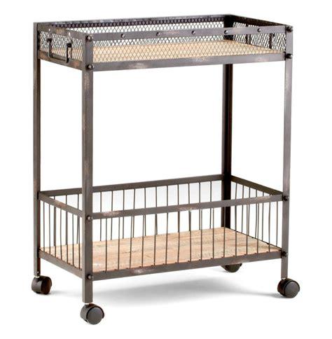 industrial kitchen cart 20 best kitchen trolleys carts decoholic