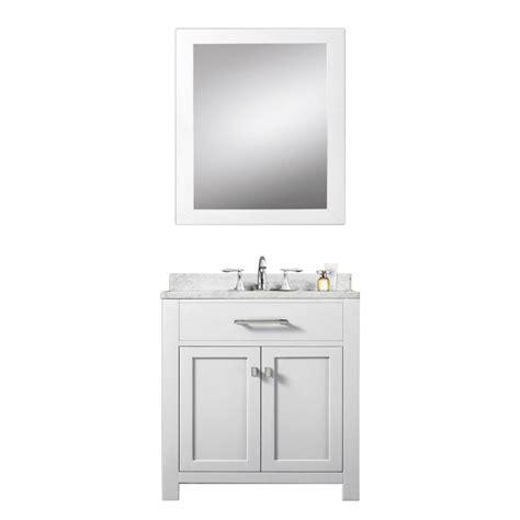 30 inch bathroom vanity with sink 30 inch single sink bathroom vanity with carerra white