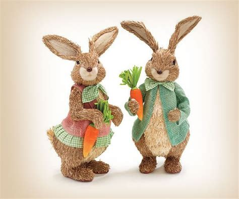 bunny decorations 2017 best 17 easter decorations 100 wreath bunny