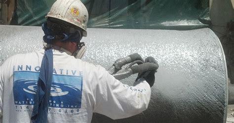 specialty coatings waterproofing industrial painting