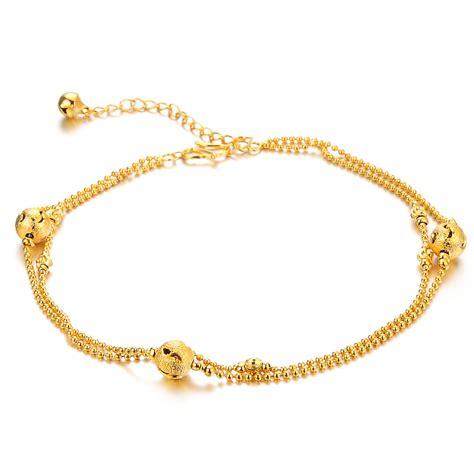 New Design Of Gold Bracelet