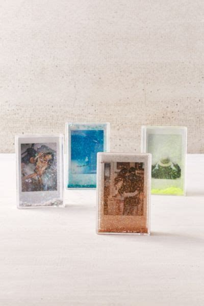 Mini Instax Glitter Picture Frame   Urban Outfitters