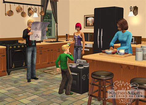 amazoncom  sims  kitchen bath interior design