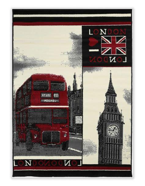 tappeto inglese tappeto moderno bandiera inglese con soggetti ispirati all