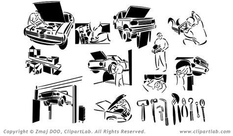 Free Auto Mechanic Clipart