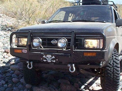 parts arb hardbody winch mount bull bar bparb