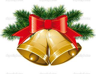 large gold christmas bells thoughts and musings 25 days of day 21