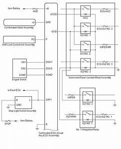 Toyota Ch-r Service Manual - System Diagram