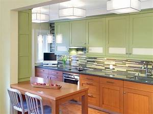Painting Kitchen Cabinet Ideas: Pictures & Tips From HGTV