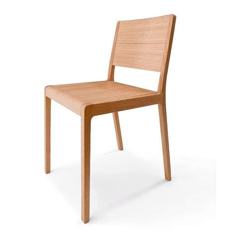 Design Stuhl Holz by Design Chair In Solid Wood Rounded Edges Idfdesign