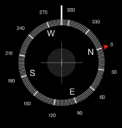 how to use iphone compass how do you measure the magnetic field wired