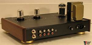 Mono Block Tube Amps And Pre Amp Photo  1210855