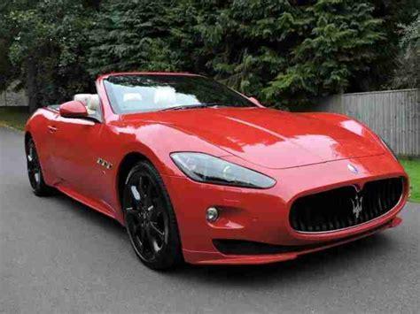 Maserati Grancabrio For Sale by Maserati Grancabrio Sport Petrol Automatic 2013 62 Car