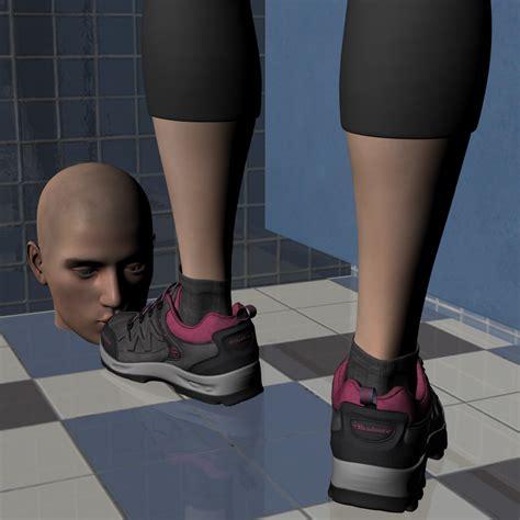 zerbino umano footslave fantasies foot posturing