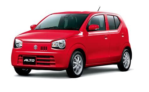 Suzuki Unveils All New Alto Kei Car In Japan Averages 27