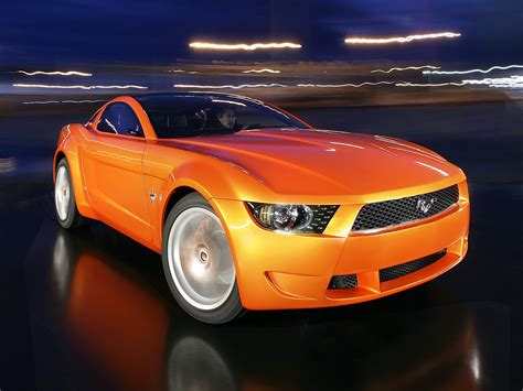 fab wheels digest fwd  ford mustang giugiaro concept