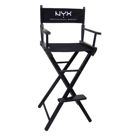 nyx cosmetics makeup artist director s chair beautylish
