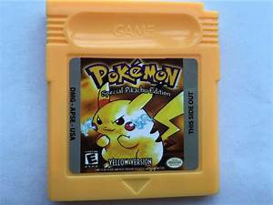 Pokemon Crystal Cartridge Images | Pokemon Images