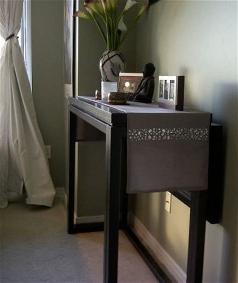 desk converts to dining table 27 best images about console tables on pinterest